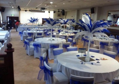 Centre Pieces & Chair Table Covers (1)