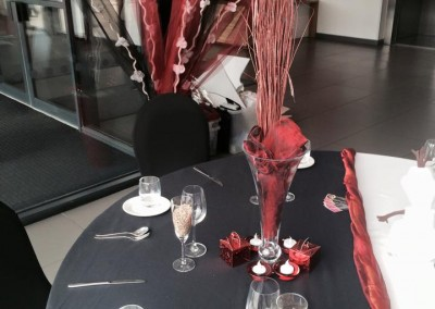 Centre Pieces & Chair Table Covers (16)