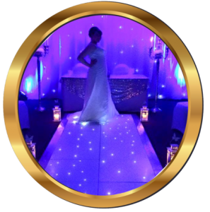 Liverpool LED Dance Floor hire , Chair & table covers Wedding ,Party Event