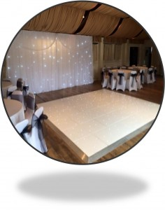 Liverpool LED dance Floors Centre Pieces Chair & Table Covers Premier party Events