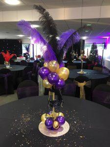 Venue Decoration Liverpool Centre Pieces Chair & Table Covers