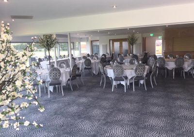 Venue Decoration Liverpool Centre Pieces Chair & Table Covers (15)