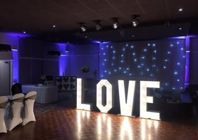Venue Decoration Liverpool Centre Pieces Chair & Table Covers (17)