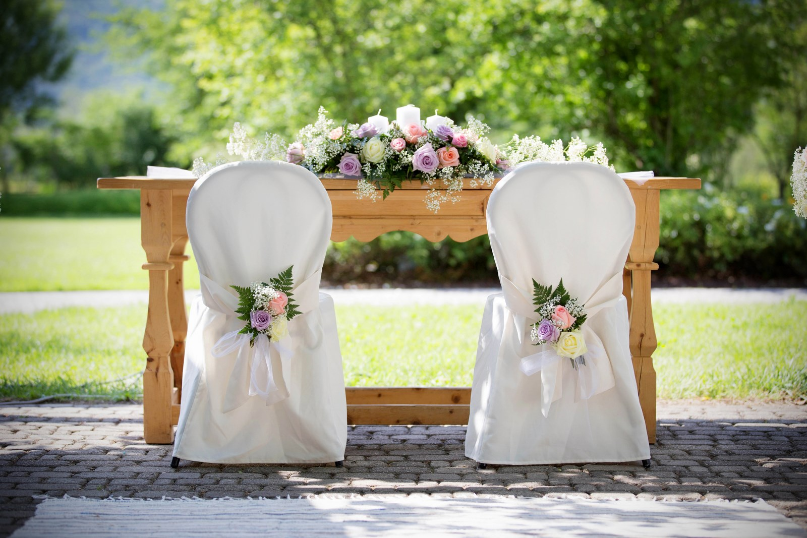 Wedding Chair Covers & Weddings u0026 Events Venue Dressing Table-Chair Covers | Premier Party ...
