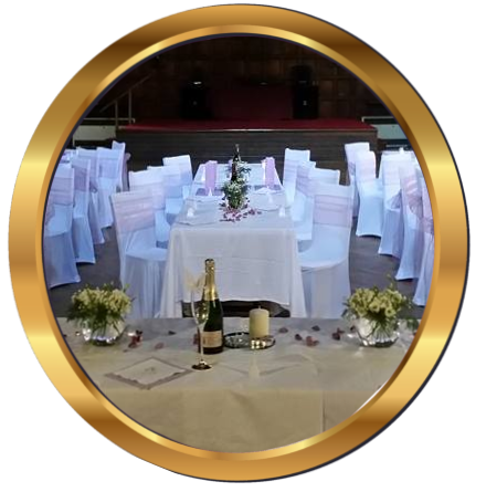 Weddings Events Venue Dressing Table Chair Covers Premier Party