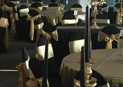 Centre Pieces-Chair & Table Covers