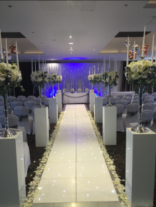 Wedding-Event Venue Tables & Chairs Dressing & Centrepieces - Liverpool